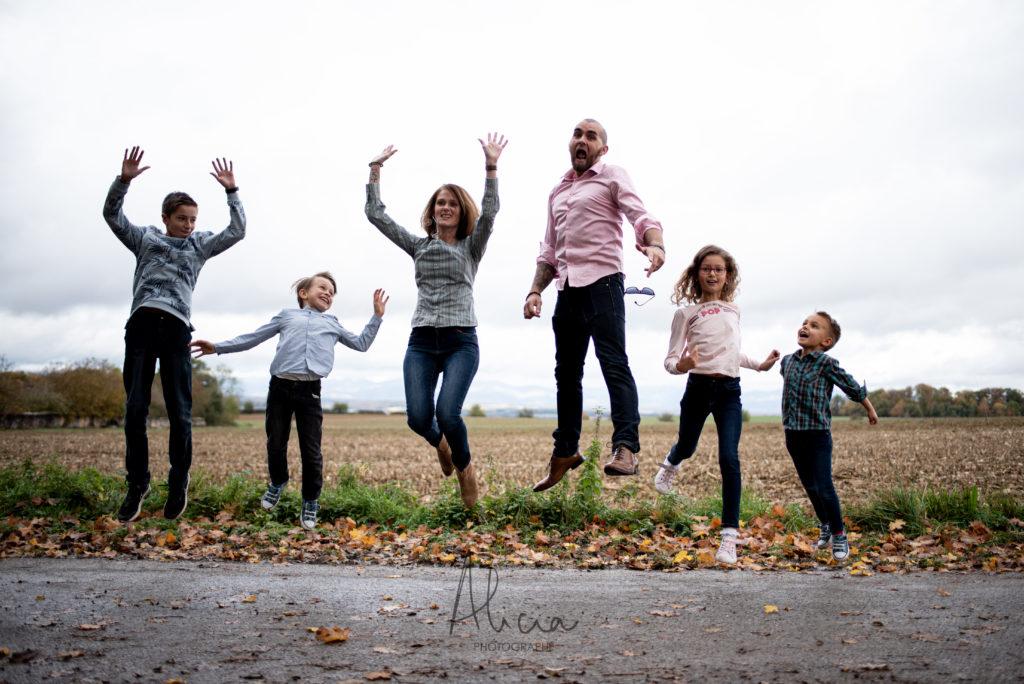 photos de famille en Alsace
