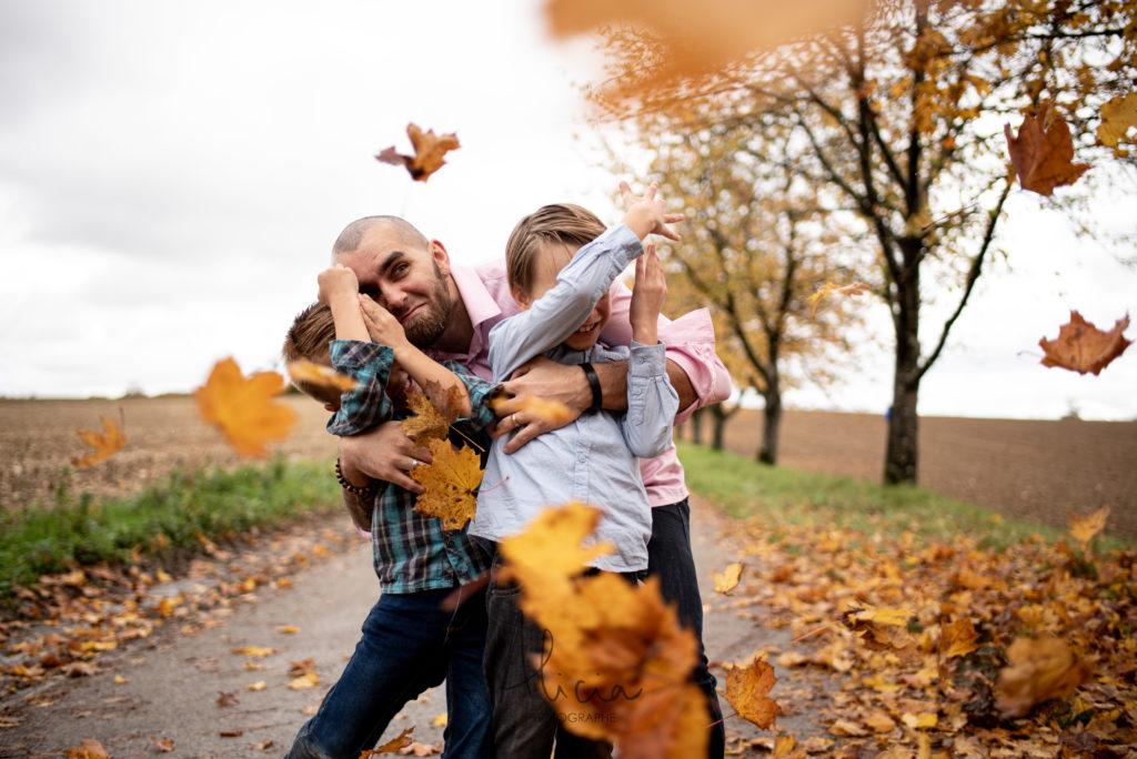 séance famille automne