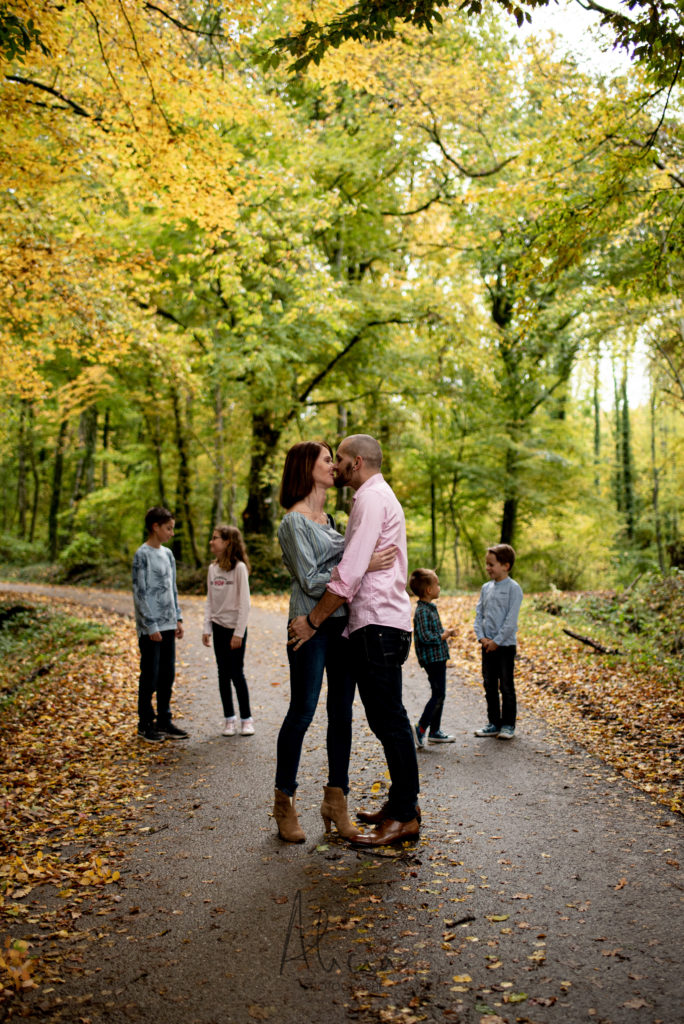 photos de famille Alsace