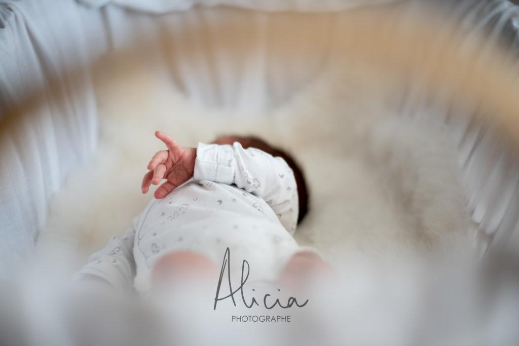 photographie nouveau-né Alsace