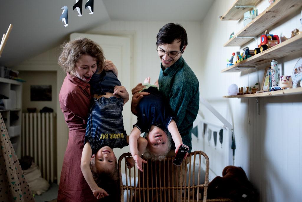 reportage famille à domicile Alsace