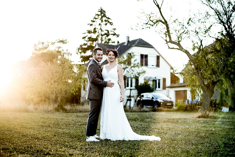 photos de mariés Alsace