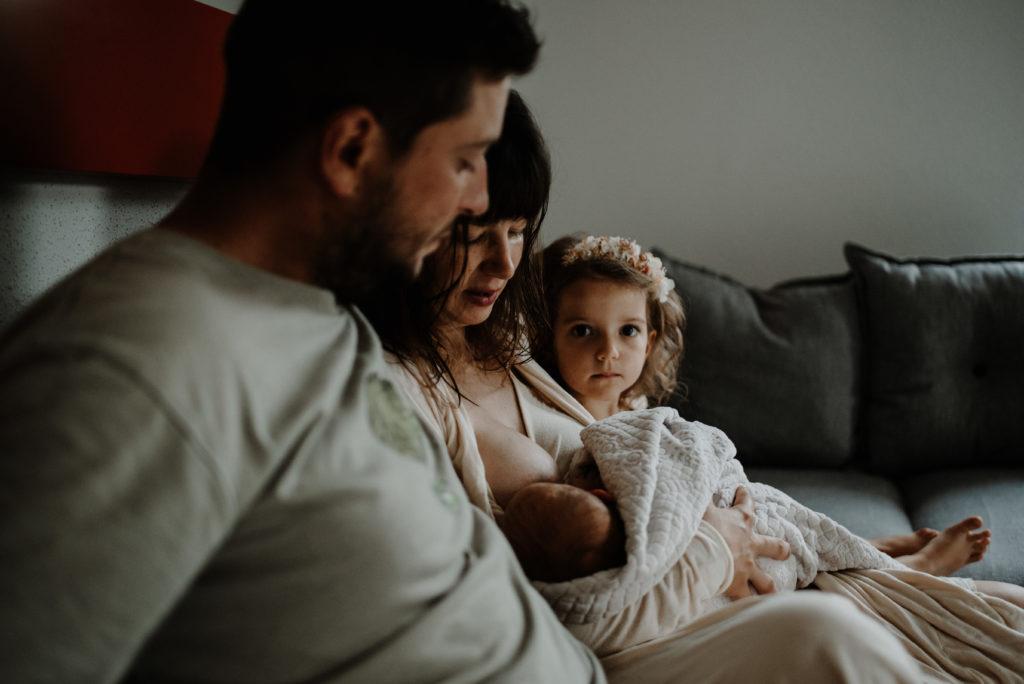séance bébé à domicile