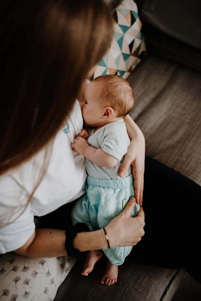 photo bébé famille